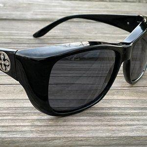 Women Sunglasses Fashion Ladies Eye Wear Black Sha